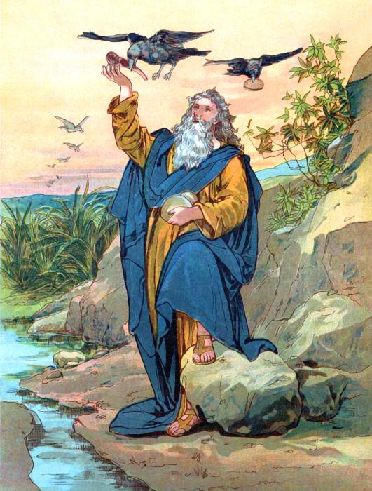 Why Elijah? | Godsloveandlaw's Blog
