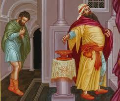 Pharisee and sinner
