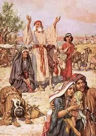 Amos rebuking