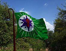 Davidian Flag