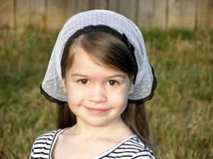 head coverings --5