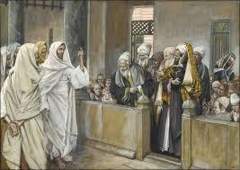 Pharisee entrapment